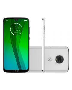 "Celular Smartphone Moto G7 64GB Dual Chip 6,24"" Motorola - Polar"