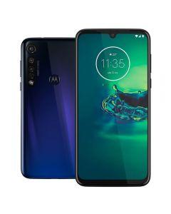 "Celular Smartphone Moto G8 Plus 64GB 6,3"" Motorola - Azul Safira"