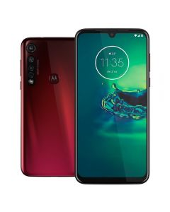 """Celular Smartphone Moto G8 Plus 64GB 6,3"""" Motorola - Cereja"""