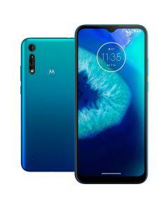 """Celular Smartphone Moto G8 Power Lite 64Gb 6,5"""" Motorola - Aqua"""