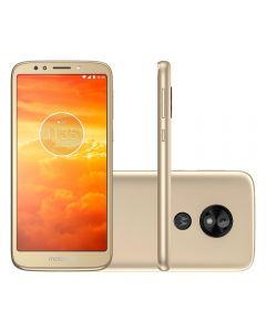 """Celular Smartphone Motorola Moto E5 Dual Chip 5,34"""" - Dourado"""