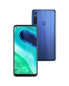 "Celular Smartphone Motorola Moto G8 64GB 6,4"" - Azul"