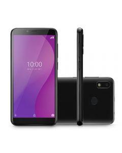 """Celular Smartphone Multilaser G 5,5"""" 32Gb - Preto"""