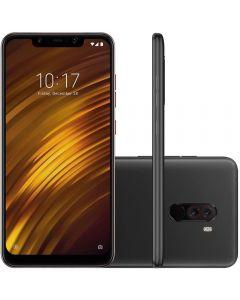 "Celular Smartphone PocoPhone F1 128GB 6,18"" Xiaomi - Preto"