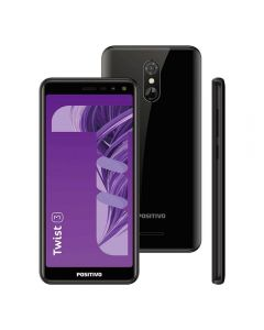Celular Smartphone Positivo Twist 3 S513 - Preto