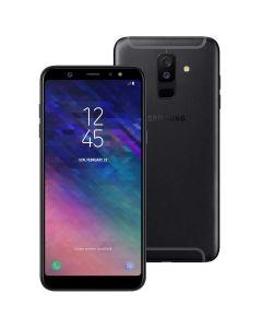 Celular Smartphone Samsung Galaxy A6 Plus Dual Chip - Preto