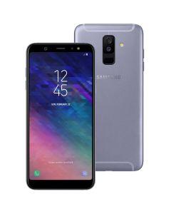 Celular Smartphone Samsung Galaxy A6 Plus Dual Chip - Prata