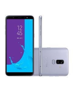 Celular Smartphone Samsung Galaxy J8 Dual Chip 6'' - Prata