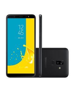 Celular Smartphone Samsung Galaxy J8 Dual Chip Claro - Preto