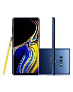 Celular Smartphone Samsung Galaxy Note 9 - Azul