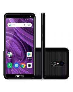 "Celular Smartphone Twist 2 Dual Chip 5,34"" Positivo - Preto"