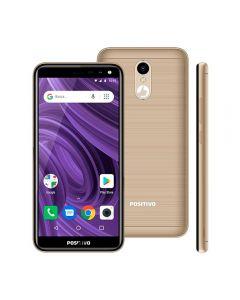 """Celular Smartphone Twist 2 Dual Chip 5,34"""" Positivo - Dourado"""