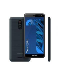 """Celular Smartphone Twist 3 Pro 5,7"""" 64GB Positivo - Preto"""