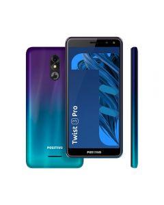 "Celular Smartphone Twist 3 Pro 5,7"" 64GB Positivo - Aurora"