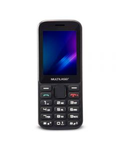 Celular Zapp P9098 Multilaser - Preto