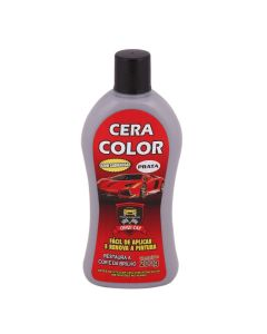 Cera Color Prata 200g Cemdi Car - Prata