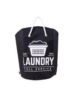 Cesto Organizador Laundry 15L Secalux - Preto