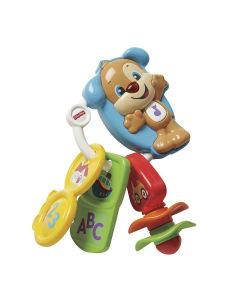 Chocalho Chaves Divertidas FPH56 Fisher-Price - Colorido