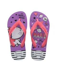 Chinelo Infantil Top Marie Havaianas - Roxo 27-28