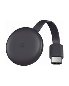 Chromecast 3 HDMI Full HD 1080p Google - Preto