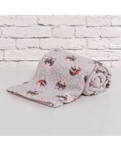 Cobertor Bebê Microfibra 90x100cm Yoyo Baby - Boneca