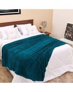 Cobertor Casal 1,80m x 2,20m Dobby - Pinho