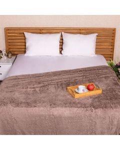 Cobertor Casal 1,80x2,20m Patrícia Foster - Cabocla