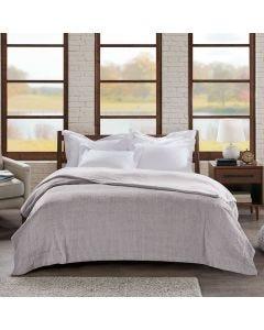 Cobertor Casal 1,80x2,20m Ilford Home Design Corttex - Azul Acinzentado