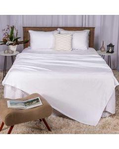 Cobertor Casal 180X220 Microfibra Yaris - Off