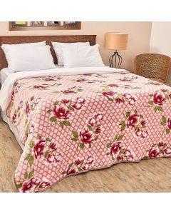 Cobertor Casal Aveludado Importado Yaris - Florença