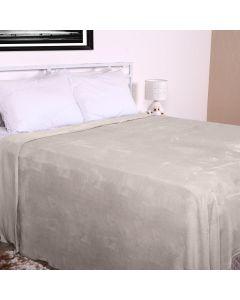 Cobertor Casal Microfibra Home Design Corttex - Glace