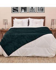 Cobertor King 2,40x2,60m Canelado - Musco