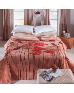 Cobertor King Raschel Jolitex - Graciosas