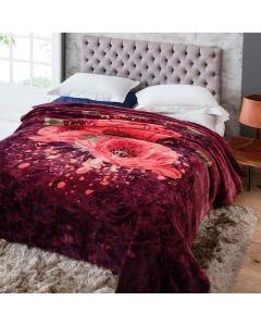 Cobertor King Raschel Jolitex - Fragrancia