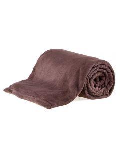 Cobertor Microfibra Casal Liso Yaris - Castor