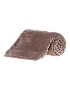 Cobertor Microfibra Casal Liso Yaris - Cabocla