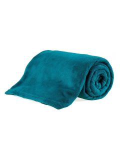 Cobertor Microfibra Queen Liso Yaris  - Esmeralda
