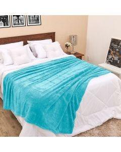 Cobertor Queen 2,20m x 2,40m Dobby - Acqua