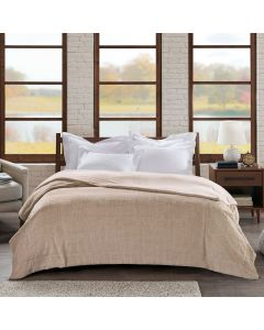 Cobertor Queen 2,20x2,40 Ilford Home Design Corttex - Taupe