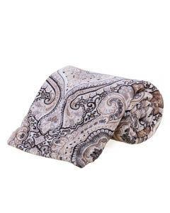 Cobertor Solteiro Microfibra Estampado Yaris - Indy kaki