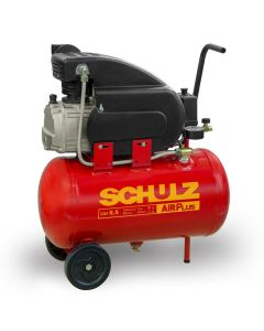 Compressor de Ar Air Plus CSI 8,5 25 Litros Schulz
