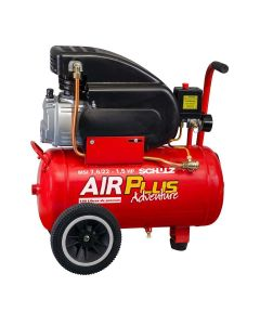 Compressor de Ar Air Plus Adventure MSI 7.6/22L Schulz