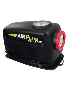 Compressor de Ar Schulz Hobby 12 Volts Air Plus - Preto