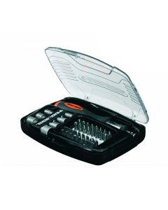 Kit de Acessórios 40 Peças A7062-XJ Black And Decker - Catraca