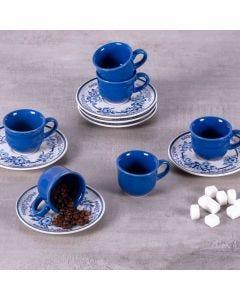Conjunto de Xícaras para Café Daily Oxford - Sophia