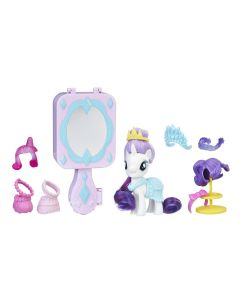 Conjunto de Figuras My Little Pony E0187 Hasbro - Rarity