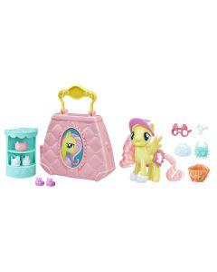 Conjunto de Figuras My Little Pony E0187 Hasbro - Fluttershy