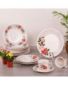Conjunto de Jantar Bella 20 Peças Biona - Ceramica