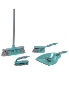 Conjunto De Limpeza Multiuso 5 Peças Flashlimp - Verde