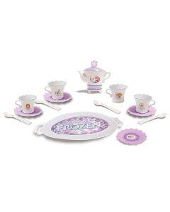 Conjunto Jogo de Chá Frozen Disney 14 Peças Toyng - Roxo